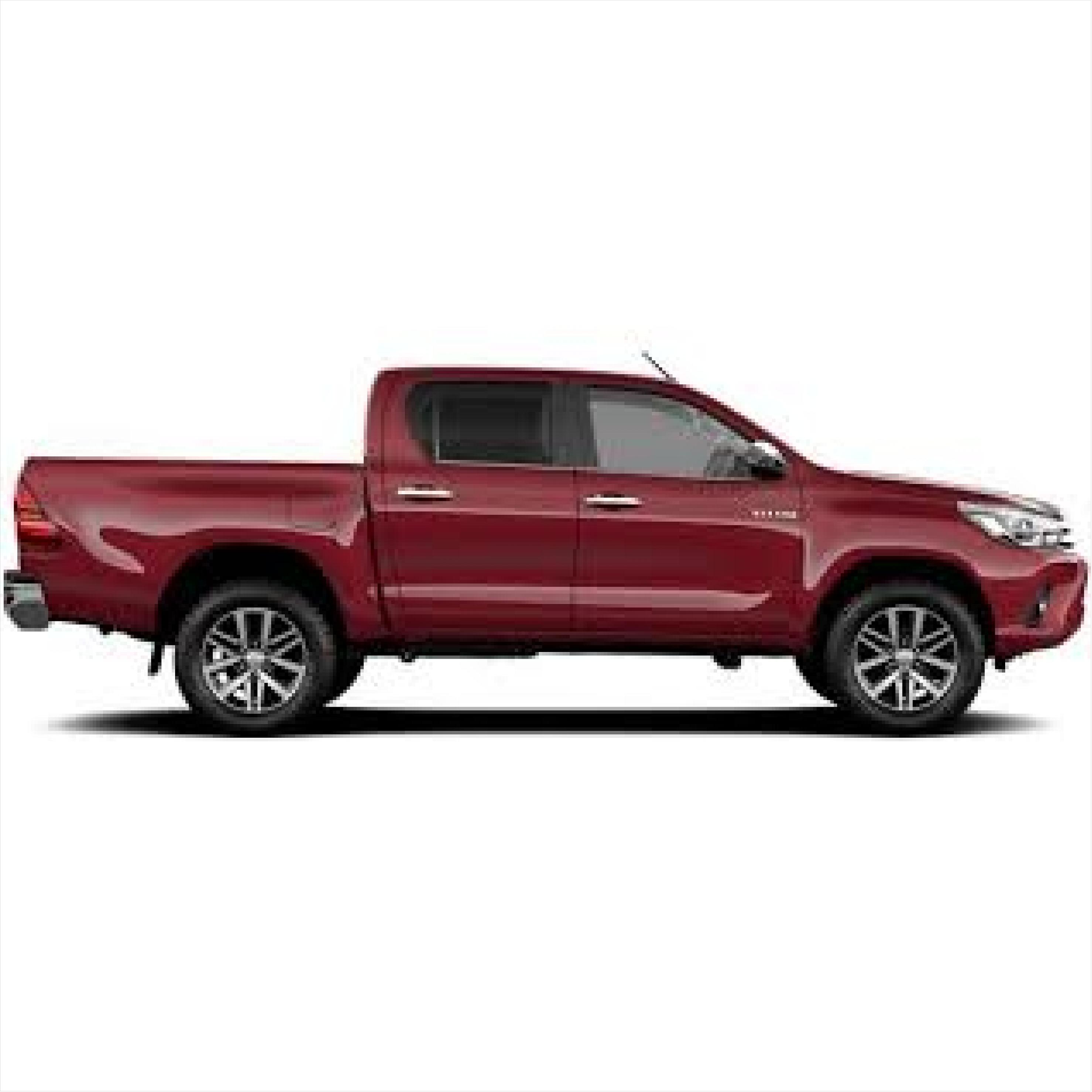 Toyota Hilux til 2019