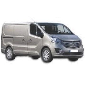 Opel Vivaro L1 Kort